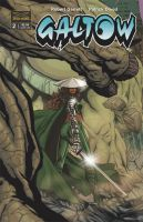 Galtow cover issue 2 by xmoor
