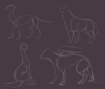 Character Anatomy (1/2) by ChainsawTeaParty