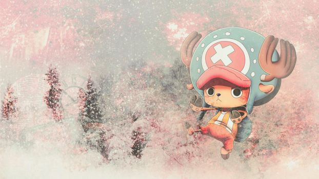 One Piece Wallpaper Set: Tony Tony Chopper by MondeM