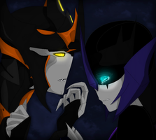 TFP-Predaking Trying to Comfort Starlight by TFAfangirl14