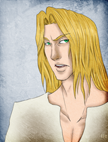 Young Arthas by REQ-Inferno