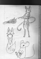 002 anthros practice by figaroo