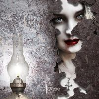 Behind the Wall by vampirekingdom