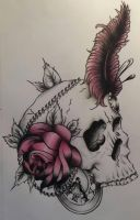 Skull1 by cornflakes33