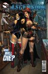 Grimm Fairy Tales: Ascension #01 by Ric1975