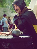 The Fortune Teller by MotherBlessing