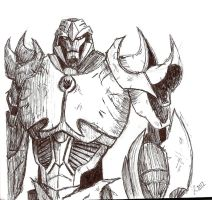 TFP: Megatron by musical-artist94