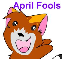 April Fools by KnucklestheEchidna25