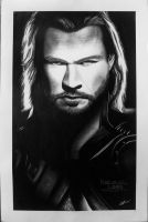Chris Hemsworth - THOR by DyMHL