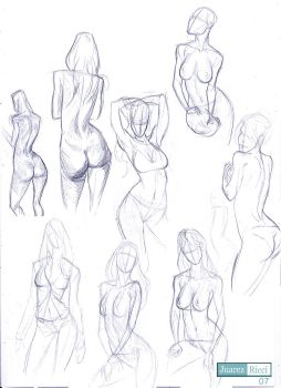 life drawing 05 by juarezricci