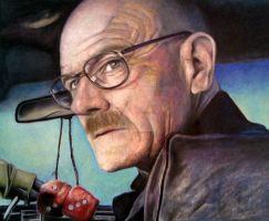 Walter White's dark side by ghosthorror