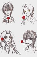 Roses Are Red by ARii-CHANx3