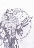 Aquaman by GraySceal