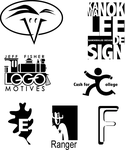 VC2: Freehand Logos by Kuiosikle