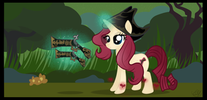 Miss Fortune... Ponified by Balloons504