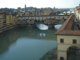 florence: the golden bridge by yellow-submarine7