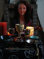 the witches table by Estruda