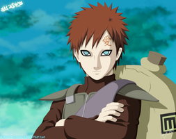 GAARA (Jinchuriki of One Tail) by NARUTO999-BY-ROKER