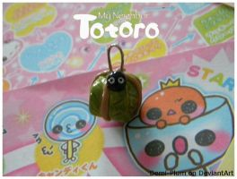 Tribute: Tonari no Totoro by Demi-Plum