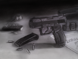 Walther P99 by Mandy0x
