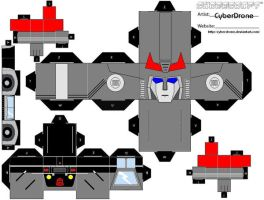 Transformers - Silverstreak by CyberDrone