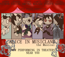 : TAVROS IN MUSICLAND : by princelupin