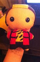 Mikey Way Danger Days era plushie by ieroshock