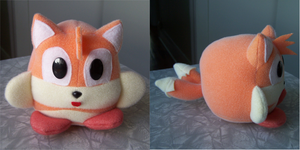 Tails Plush by obesolete