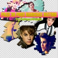 Pack png Manchas Justin Bieber. by themusicmovesme