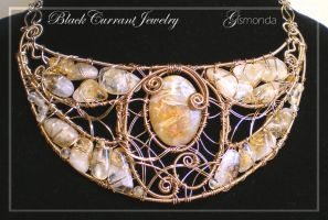 Gismonda by blackcurrantjewelry