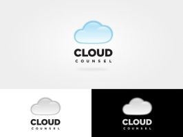 Cloud Counsel Logo by DragosM