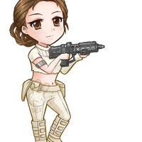 Commission: Padme Naberrie (gif) by seika