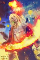 Ghibli - Fire and Powder by AidaOtaku