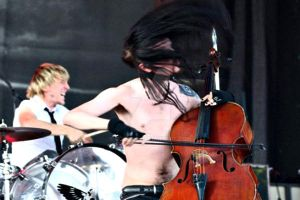 Apocalyptica rocked by CoDGuy