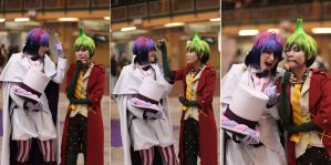 Mephisto_Ao no Exorcist 04 by Shigure-chan