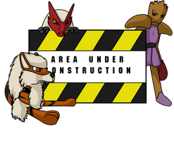 Under Construction - Hitmonchan by GreyScale9