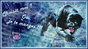 Choisit moi ? Ou je te manges !!! by Hinater