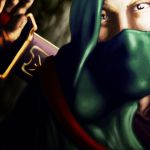 A rogues silent hand. by McJohnArt