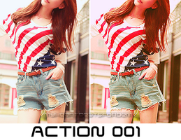 Action+OO1 by MyHeartBeatsForDemiL