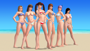 Hot Summer Group Photo by RadiantEld