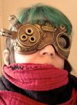 X-131 goggle by missmonster