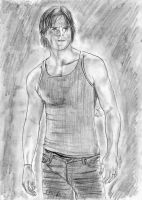 Sam Winchester by MeryHeartless