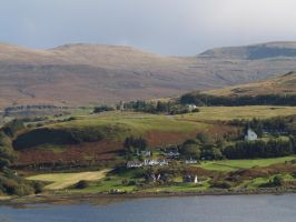View from Uig by piglet365