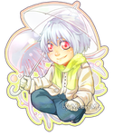 Clear chibi by MousyM