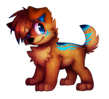 Hey lil Pomchi + SPEEDPAINT by giinga