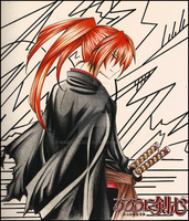 Kenshin by MariWalker