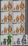 Base for my Sprites by Leviathan-16