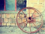 Rustic spin by EyeDoorCinema