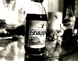 Tis Just A Snapple by Alrine21XE