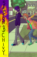 COMM: Sefton and Chivy Walking by Reptonic